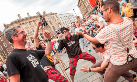 BRASS Festival attracts thousands to County Durham