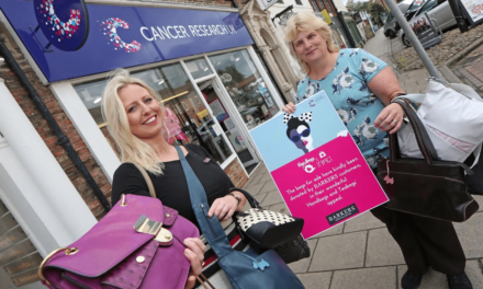 Barkers offers bags of support for cancer charity