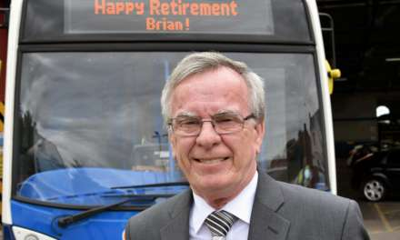South Shields bus manager steps down after 43 years in the industry