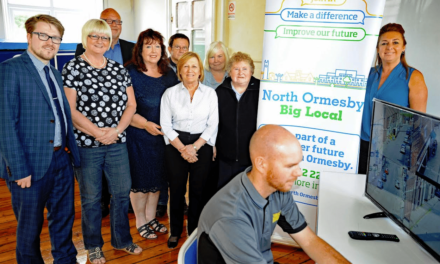 Lottery Project Boosts North Ormesby CCTV Cover