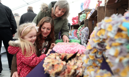 Popular Vintage Market Returns to Stockton