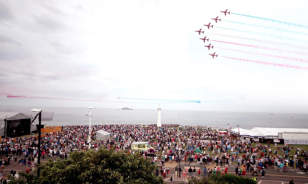 1879 Events Management rises to the occasion at Airshow