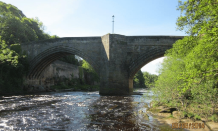 Repairs to County Bridge means day of diversions