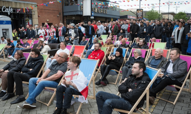 Sunderland BID's Fanzone success