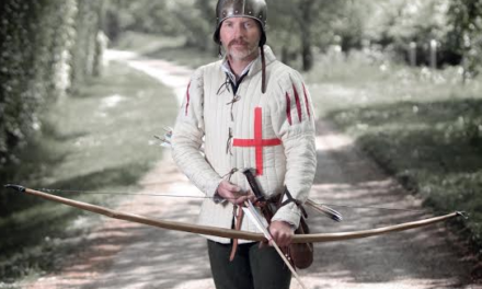 Add a New String to your Bow with the Flodden Archer