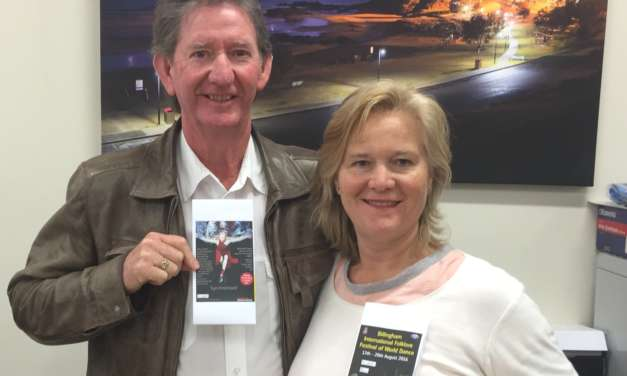 OZ couple to fly 10,500 miles to attend Billingham International Folklore Festival