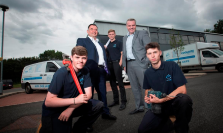 Investment Leads to £1M Wins, Record Turnover and New Jobs
