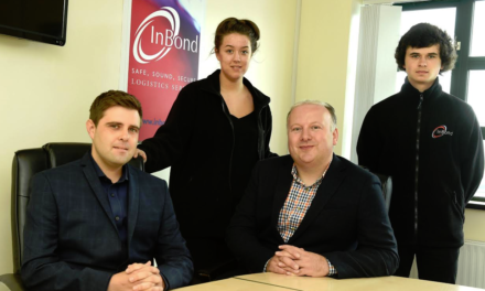 InBond Recruiting after achieving £2 Million Turnover