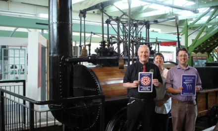 Head of Steam's education programmes recognised