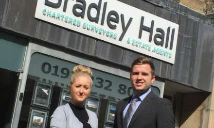 North East estate agent celebrates new appointments
