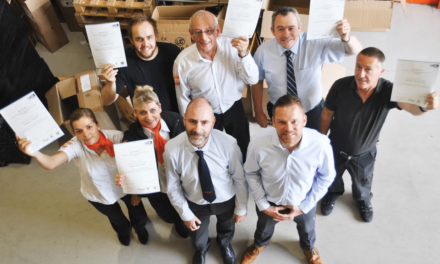 North East workwear company invests heavily in its employees