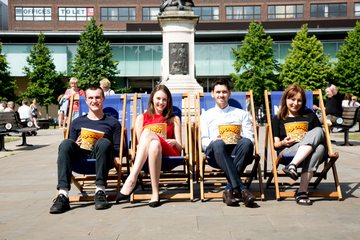 NE1 launches free Screen on the Green outdoor cinema