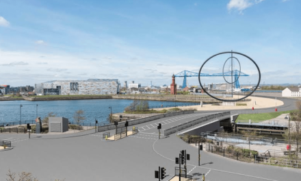 Plans Submitted for New Middlehaven Dock Bridge