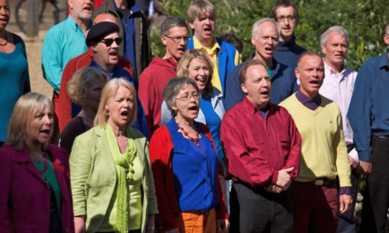 Singers sought to celebrate steel-making at Festival of Thrift
