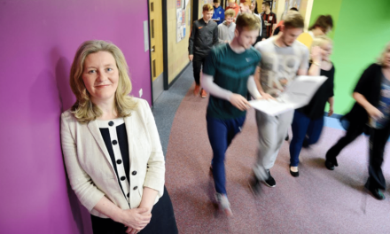 Student support service the 'jewel in the crown' for college