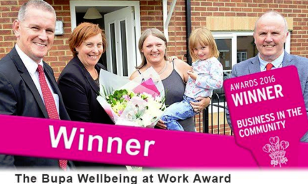 North Star Scoops Responsible Business Award