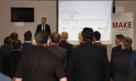 North East Automotive expo returns for a second year with big sponsor support and is now calling for Technology Showcase bids