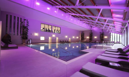 Spa at Ramside in the running for national industry award