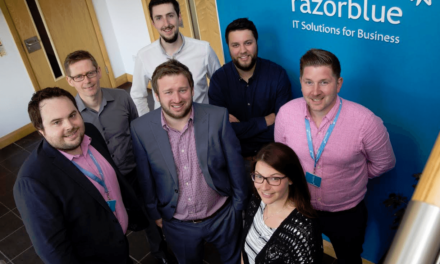 North Yorkshire IT firm started by teenager celebrates 10 years and record turnover