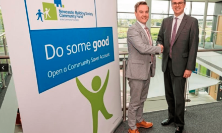 Major Boost for North East Good Causes with Newcastle Building Society Community Fund Launch