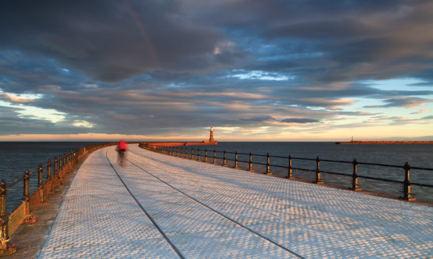 Roker Pier and Lighthouse set to shine again on National TV