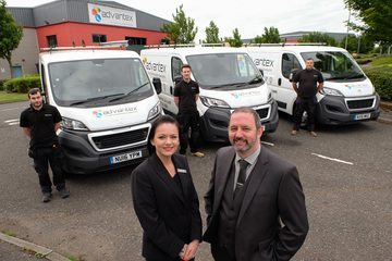 Advantex expansion sparks new fleet contract