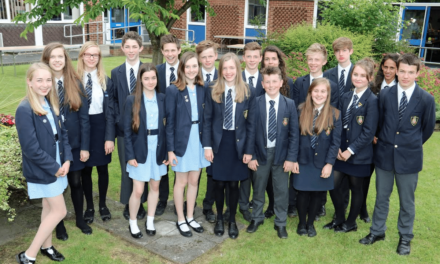 Headmaster refers to 'turbulent year' for education at prize giving