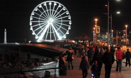 Illuminations set to Sparkle
