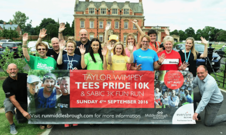 Charities in the Running for a Tees Pride Cash Boost