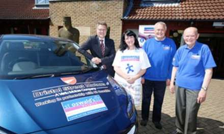 Hospice hopes to replicate successful fundraising venture with Bristol Street Motors