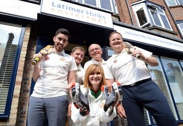 Latimer Hinks announces new cricket sponsorship deal
