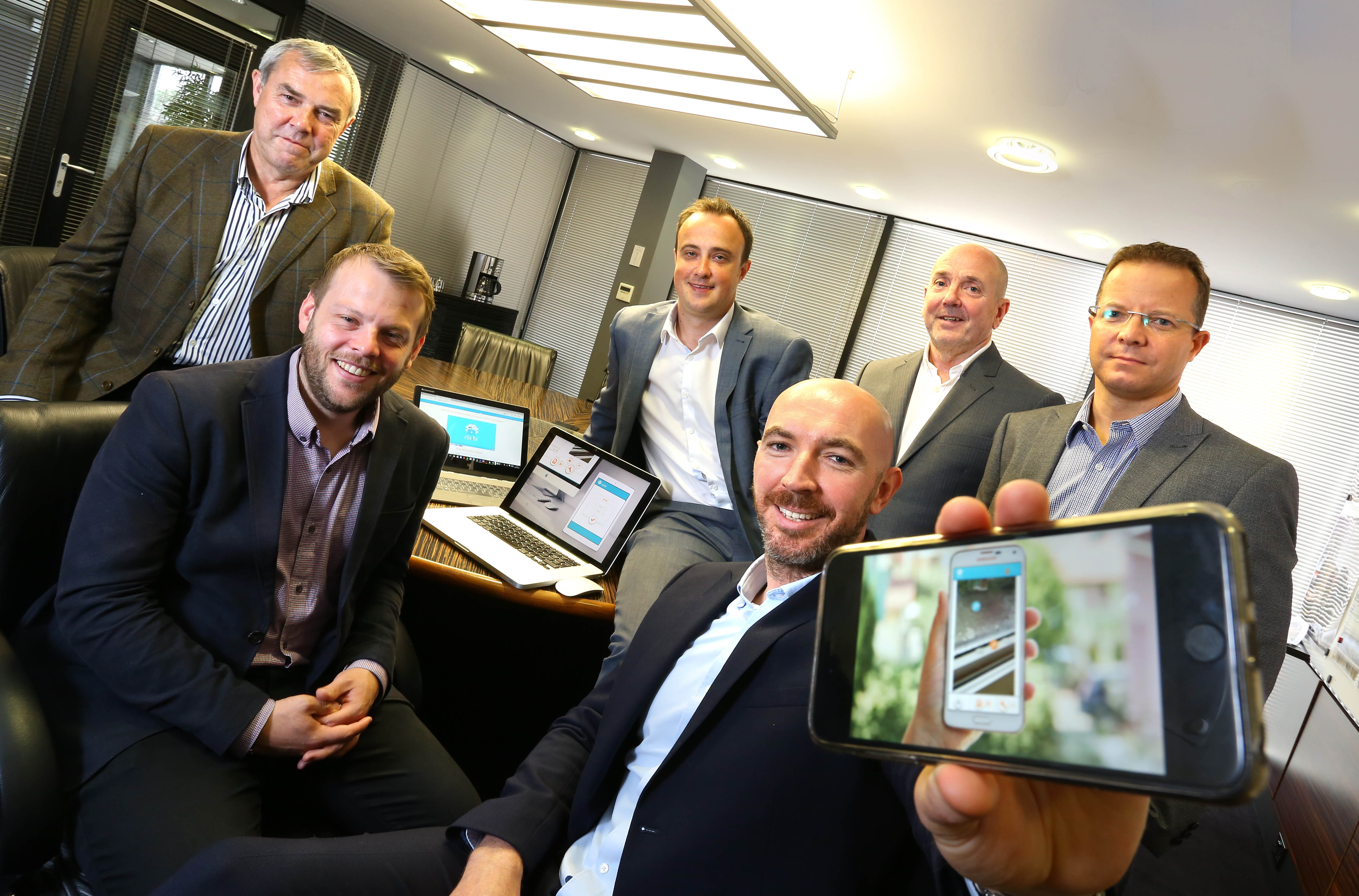 Prop-tech firm Clixifix received investment to fund expansion