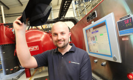 From apprentice to degree, Darren's engineering a great career