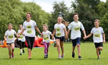 SUBWAY Helping Hearts™ Family 5K series bounces back to Newcastle
