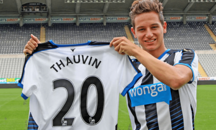 Newcastle United: Florian Thauvin Returns to Marseille