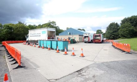 One year extension for Frosterley recycling site