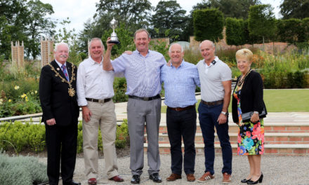Local Businesses Putt to the Test at Annual Mayor's Charity Golf Day