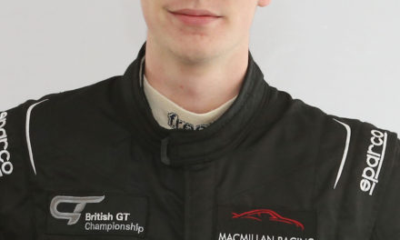 Graham hopes to carry Spa form to Snetterton