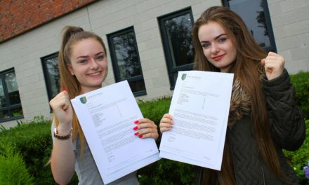 Double Success Twice Over for Academy's GCSE Students