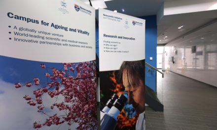 Ageing is a hot topic in NewcastleGateshead