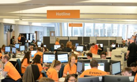 Northumbria University offers support to North East students through clearing hotline