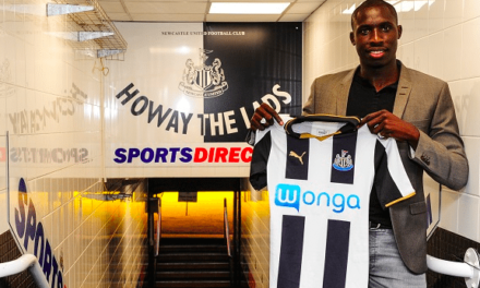 Second Signing of The Day Mohamed Diame