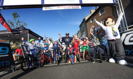 Families urged to saddle up for Velo29 fun ride