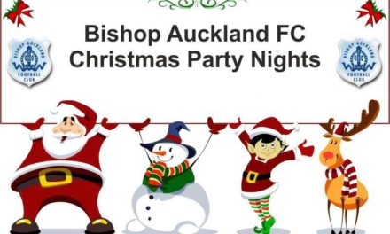 Bishop Auckland FC Announce Christmas Events
