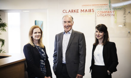 Clarke Mairs LLP strengthens team with triple appointments