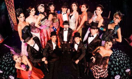 Lady Boys of Bangkok at Middlesbrough Theatre