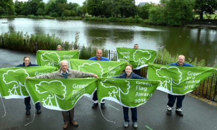 Green Flags Place Town's Parks Amongst the Best in Britain