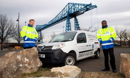 Teesside Security Firm Set to Create 100 New jobs