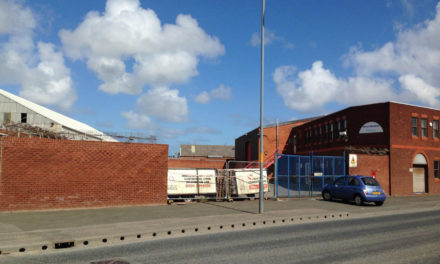 Teesside Offices with Workshop come to the Market