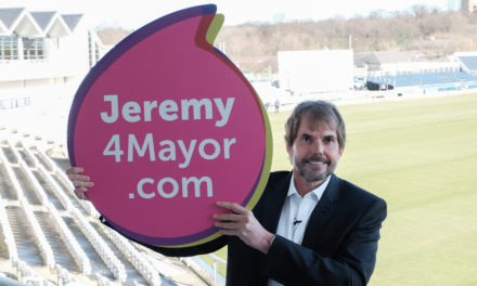 Mayoral candidate leaves LEP to pursue campaign